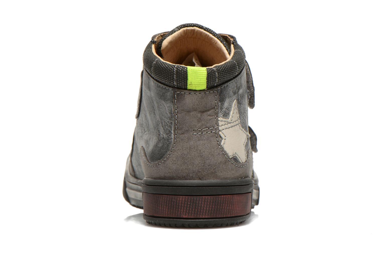 Schoenen met klitteband Catimini Capelan Grijs rechts