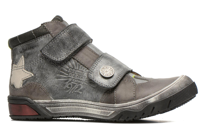 Schoenen met klitteband Catimini Capelan Grijs achterkant