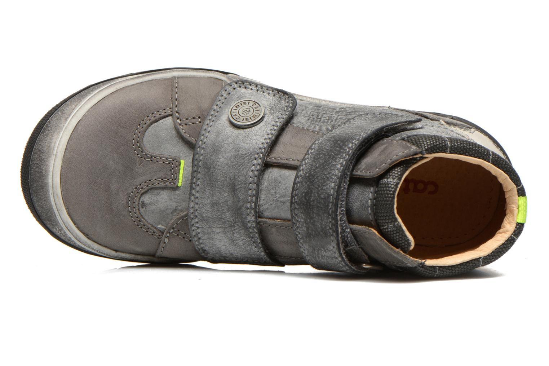 Schoenen met klitteband Catimini Capelan Grijs links