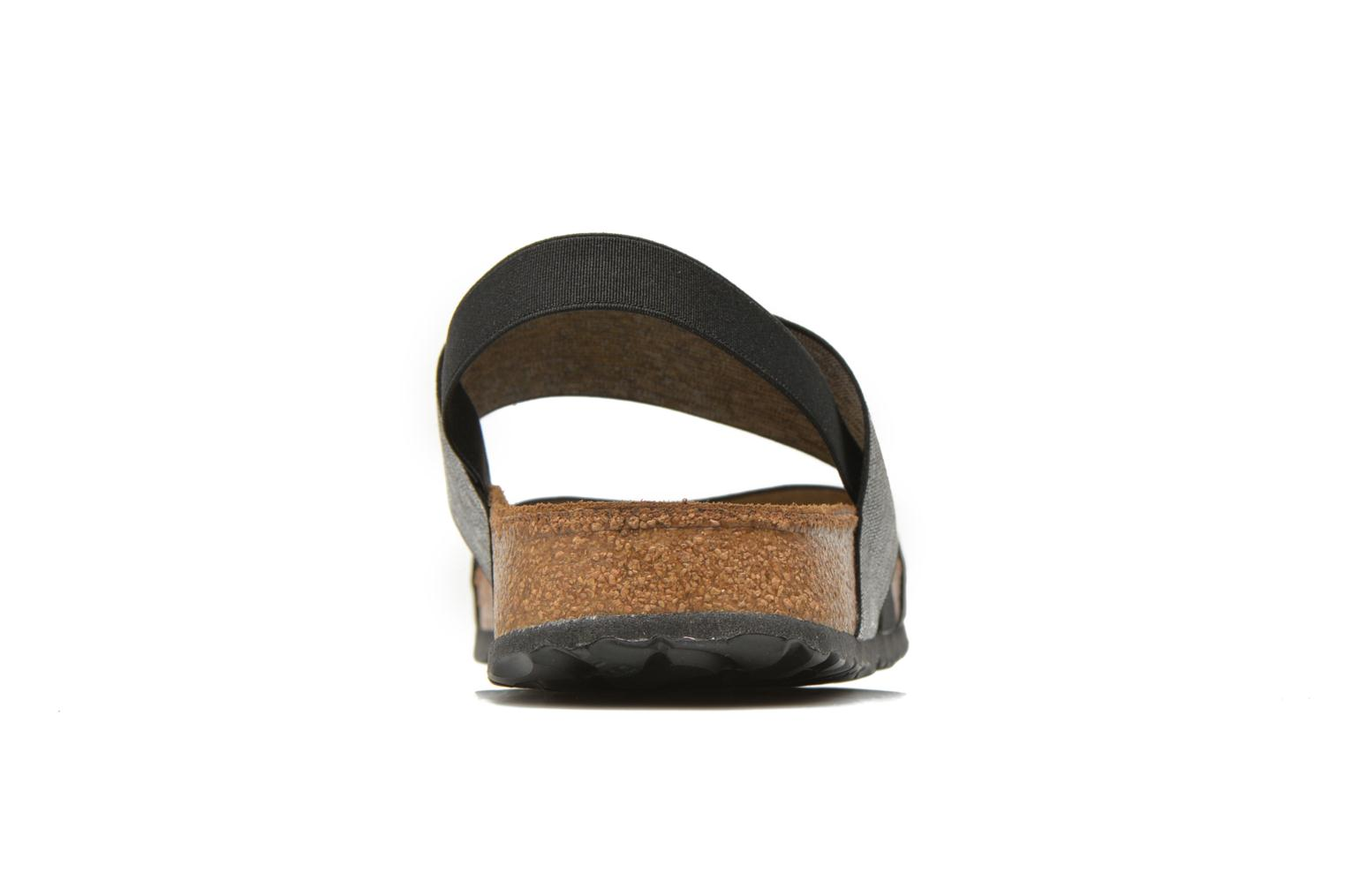 Sandals Papillio Caterina Stretch W Silver view from the right