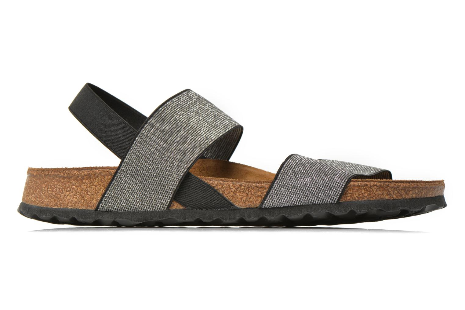 Sandals Papillio Caterina Stretch W Silver back view