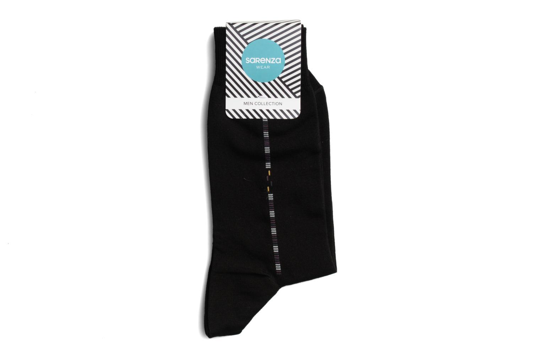 Chaussettes et collants Sarenza Wear Chaussettes Baguette Noir vue détail/paire