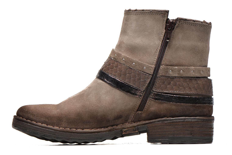 Bottines et boots Khrio Torel Marron vue face