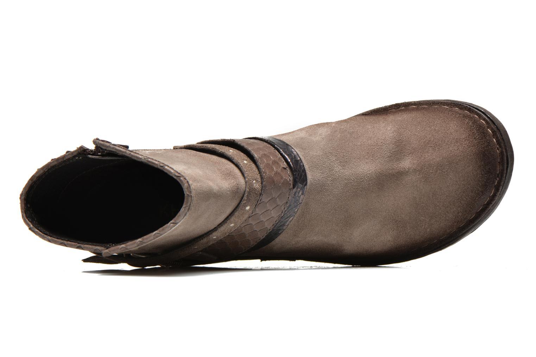Torel velours castoro (taupe)