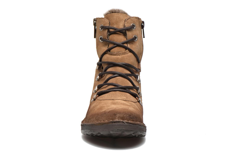 Bottines et boots Khrio Varos Beige vue portées chaussures
