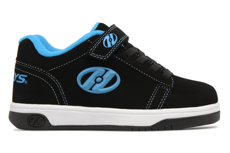 Baskets Heelys Dual Up X2 Noir vue derrière
