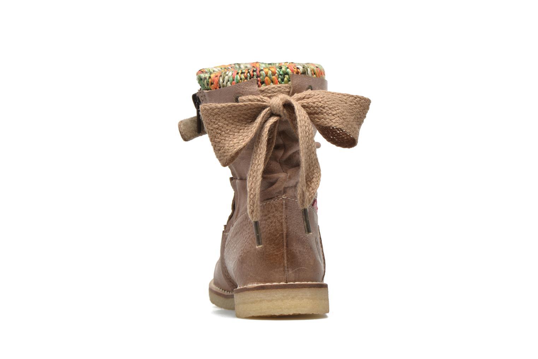 Bottines et boots Shoesme Sienna Beige vue droite