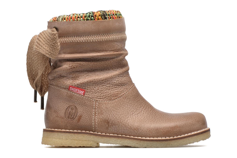 Bottines et boots Shoesme Sienna Beige vue derrière
