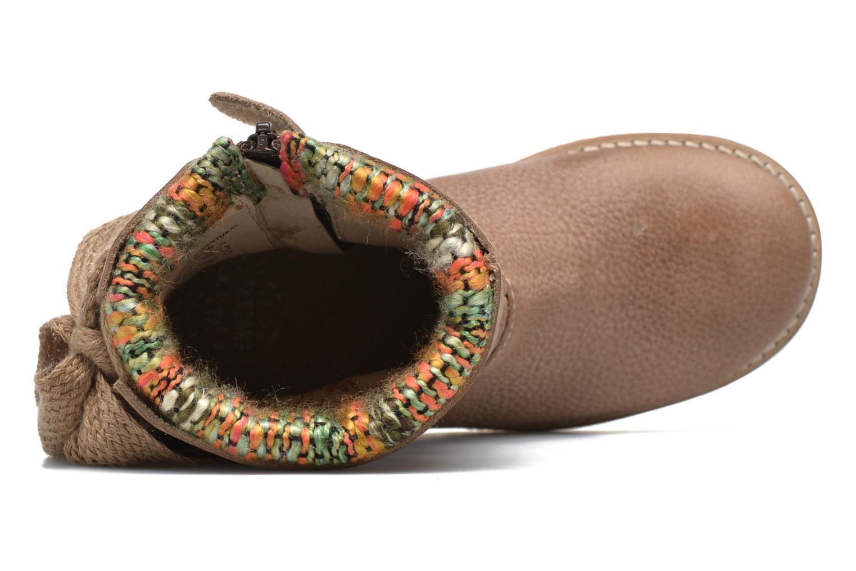 Bottines et boots Shoesme Sienna Beige vue gauche