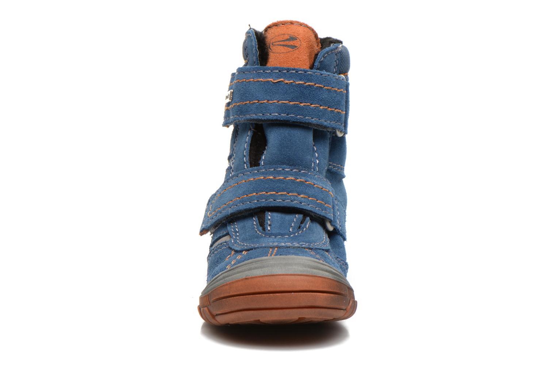 Bottines et boots Richter Linz Bleu vue portées chaussures