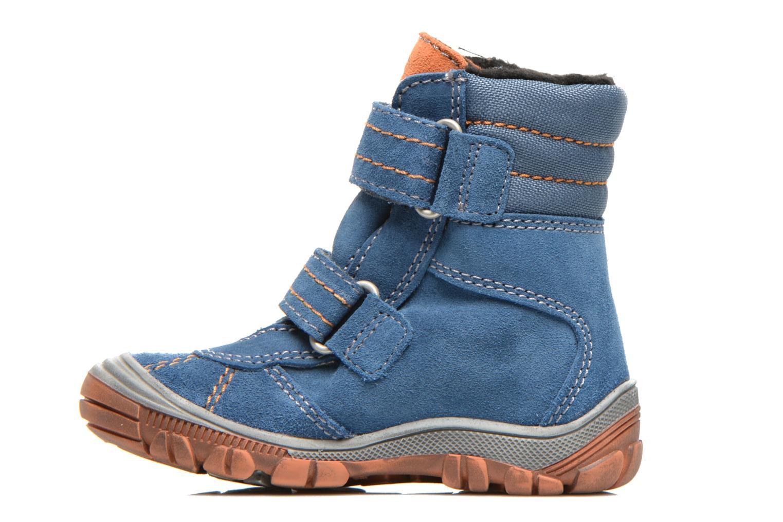 Boots en enkellaarsjes Richter Linz Blauw voorkant