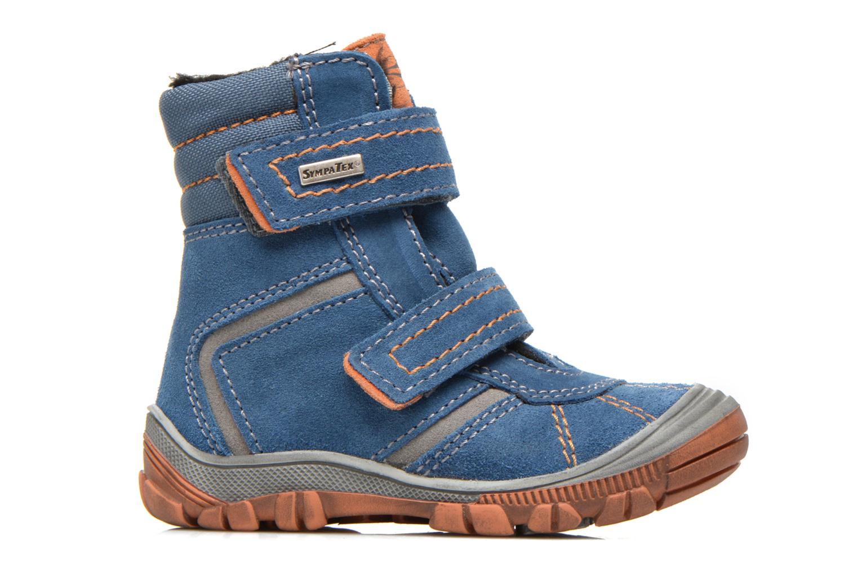Boots en enkellaarsjes Richter Linz Blauw achterkant