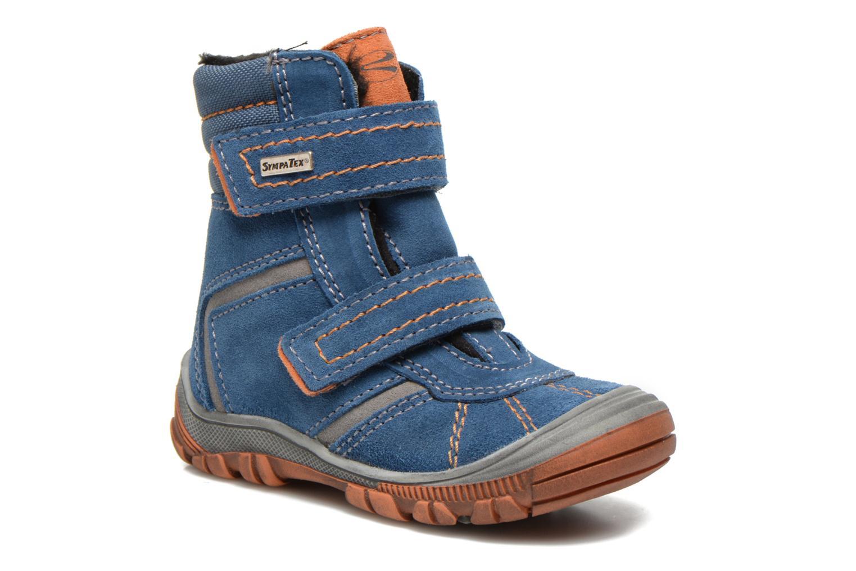 Boots en enkellaarsjes Richter Linz Blauw detail
