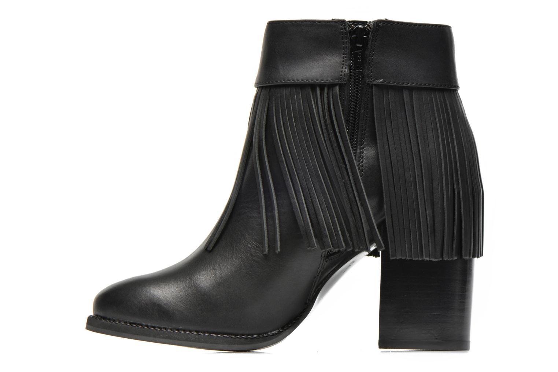 Boots en enkellaarsjes Aldo TAHLIA Zwart voorkant