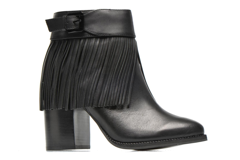 Boots en enkellaarsjes Aldo TAHLIA Zwart achterkant