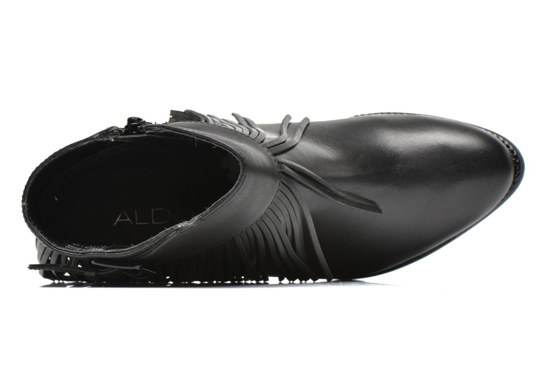 Boots en enkellaarsjes Aldo TAHLIA Zwart links