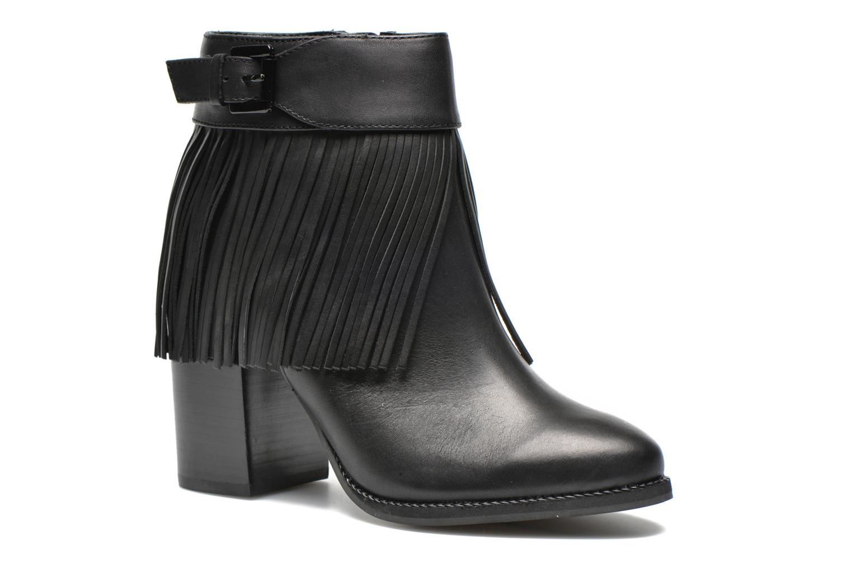 Boots en enkellaarsjes Aldo TAHLIA Zwart detail