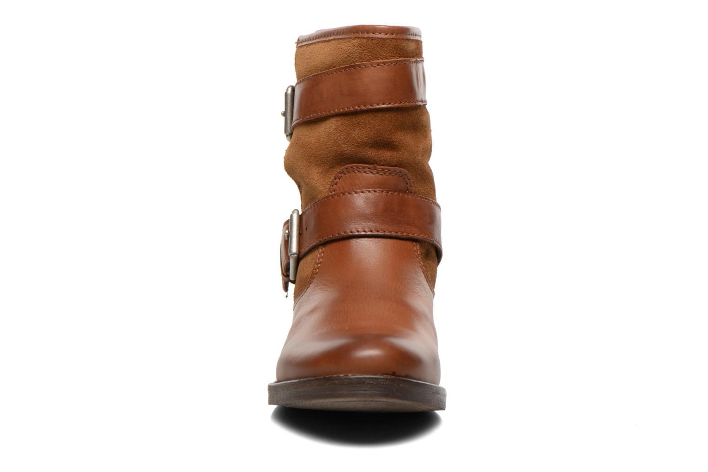 Bottines et boots Aldo ABASA Marron vue portées chaussures