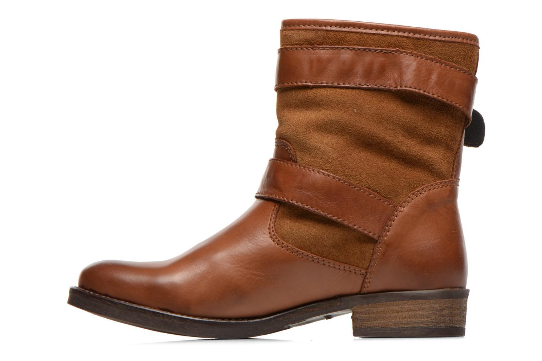 Bottines et boots Aldo ABASA Marron vue face