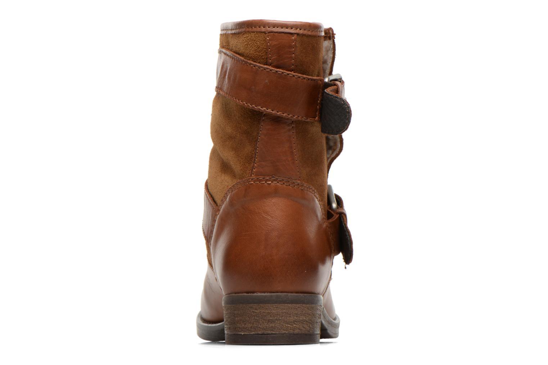 Bottines et boots Aldo ABASA Marron vue droite