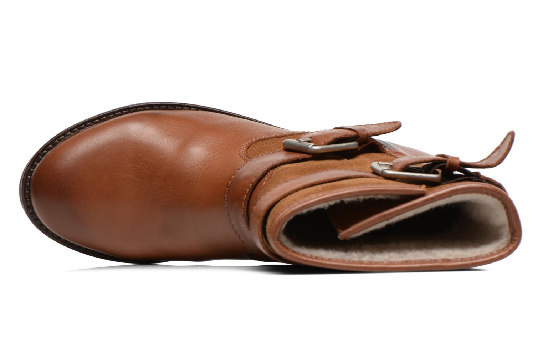 Boots en enkellaarsjes Aldo ABASA Bruin links