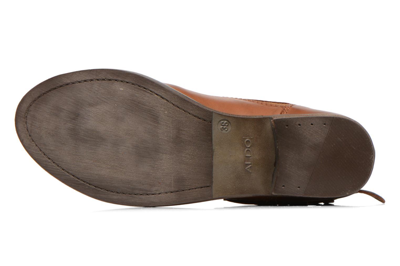 Bottines et boots Aldo ABASA Marron vue haut