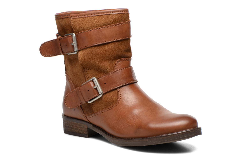 Bottines et boots Aldo ABASA Marron vue détail/paire