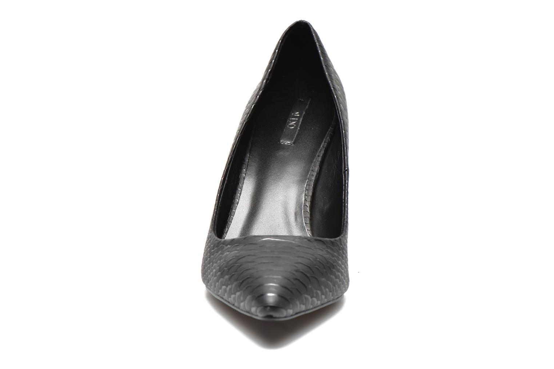 Escarpins Aldo BOMPLAN Noir vue portées chaussures