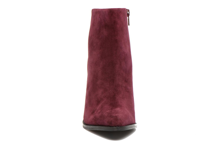 Bottines et boots Aldo DIGOSIEN Bordeaux vue portées chaussures