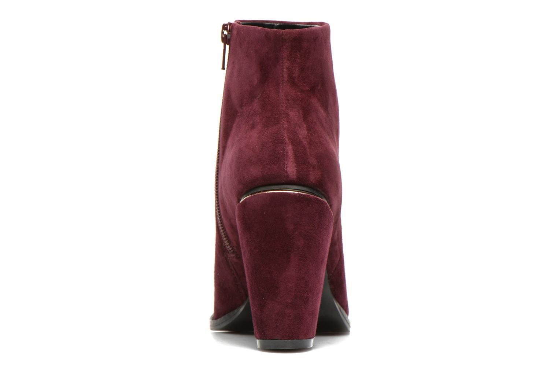 Bottines et boots Aldo DIGOSIEN Bordeaux vue droite