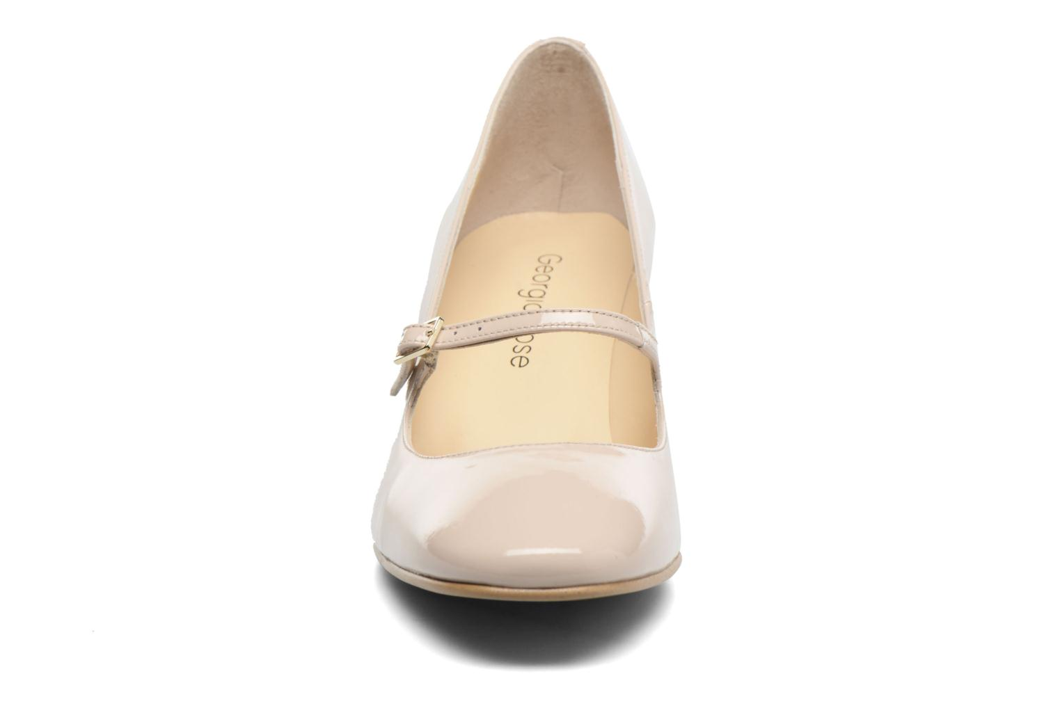 High heels Georgia Rose Tex new Beige model view