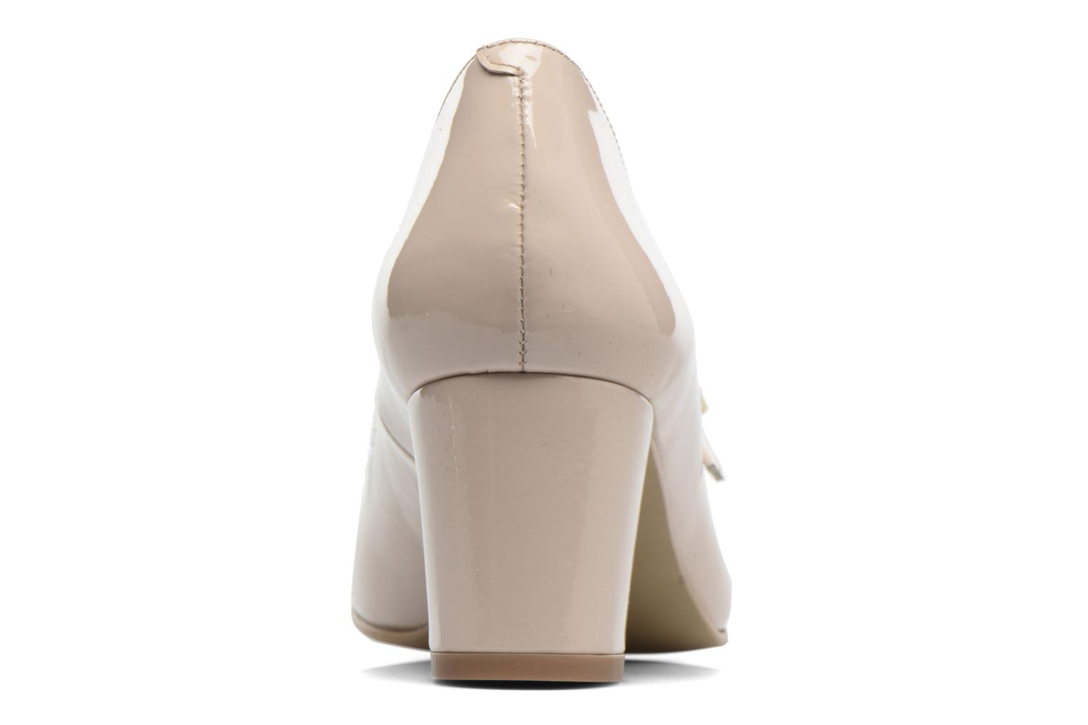 High heels Georgia Rose Tex new Beige view from the right