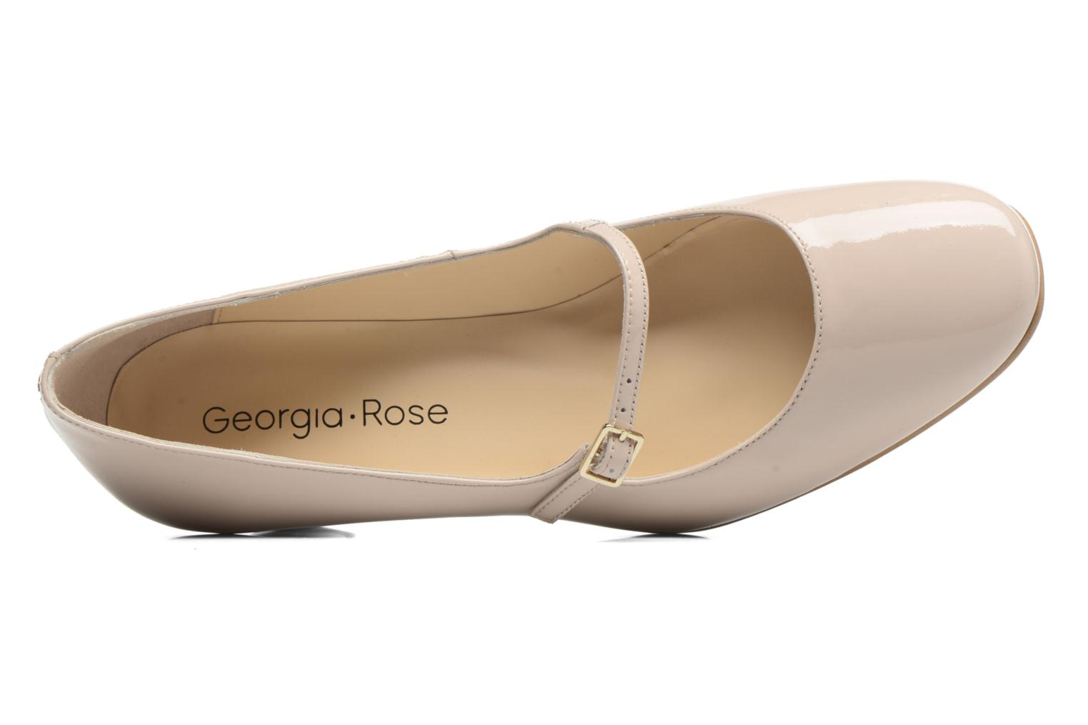 High heels Georgia Rose Tex new Beige view from the left