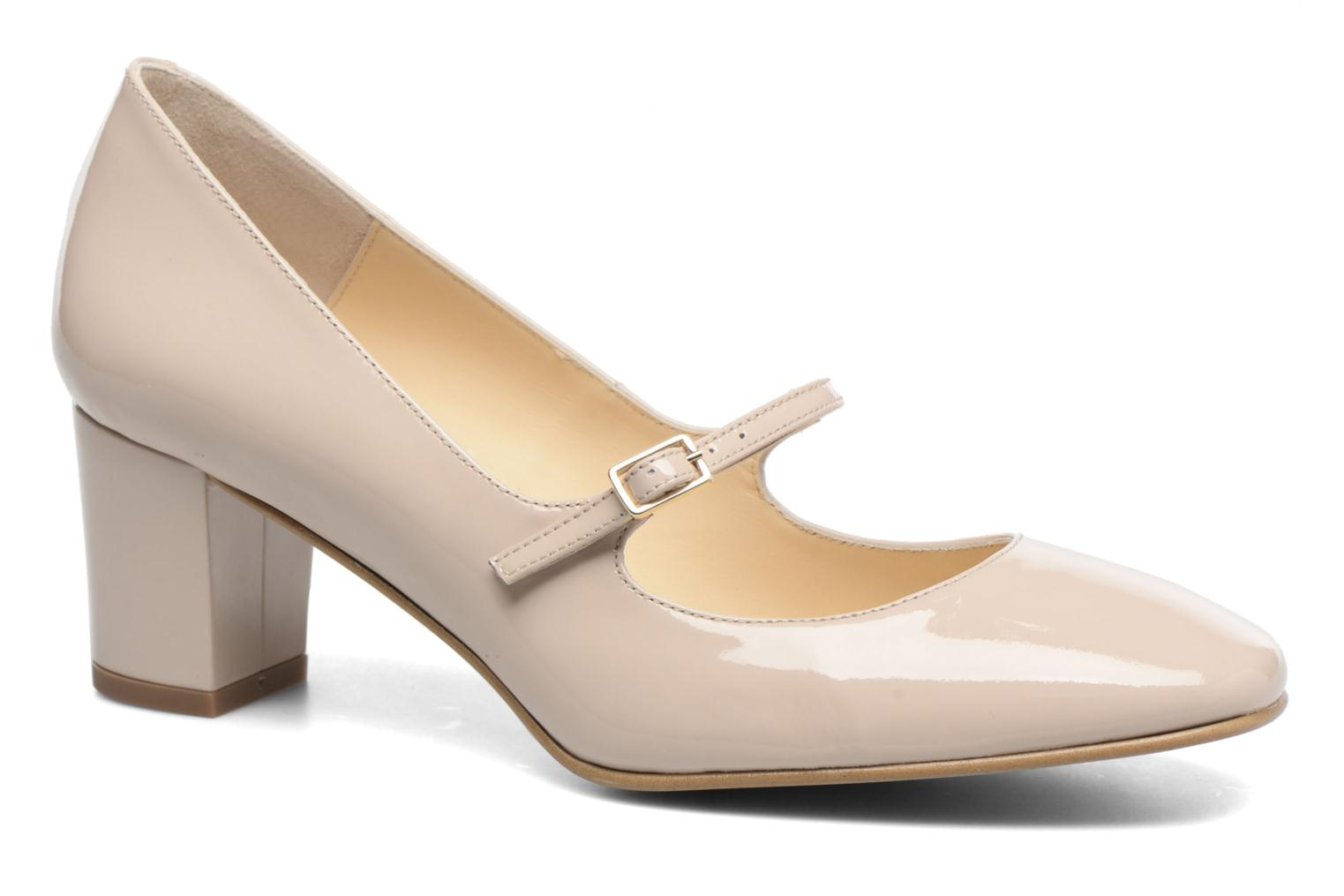 High heels Georgia Rose Tex new Beige detailed view/ Pair view