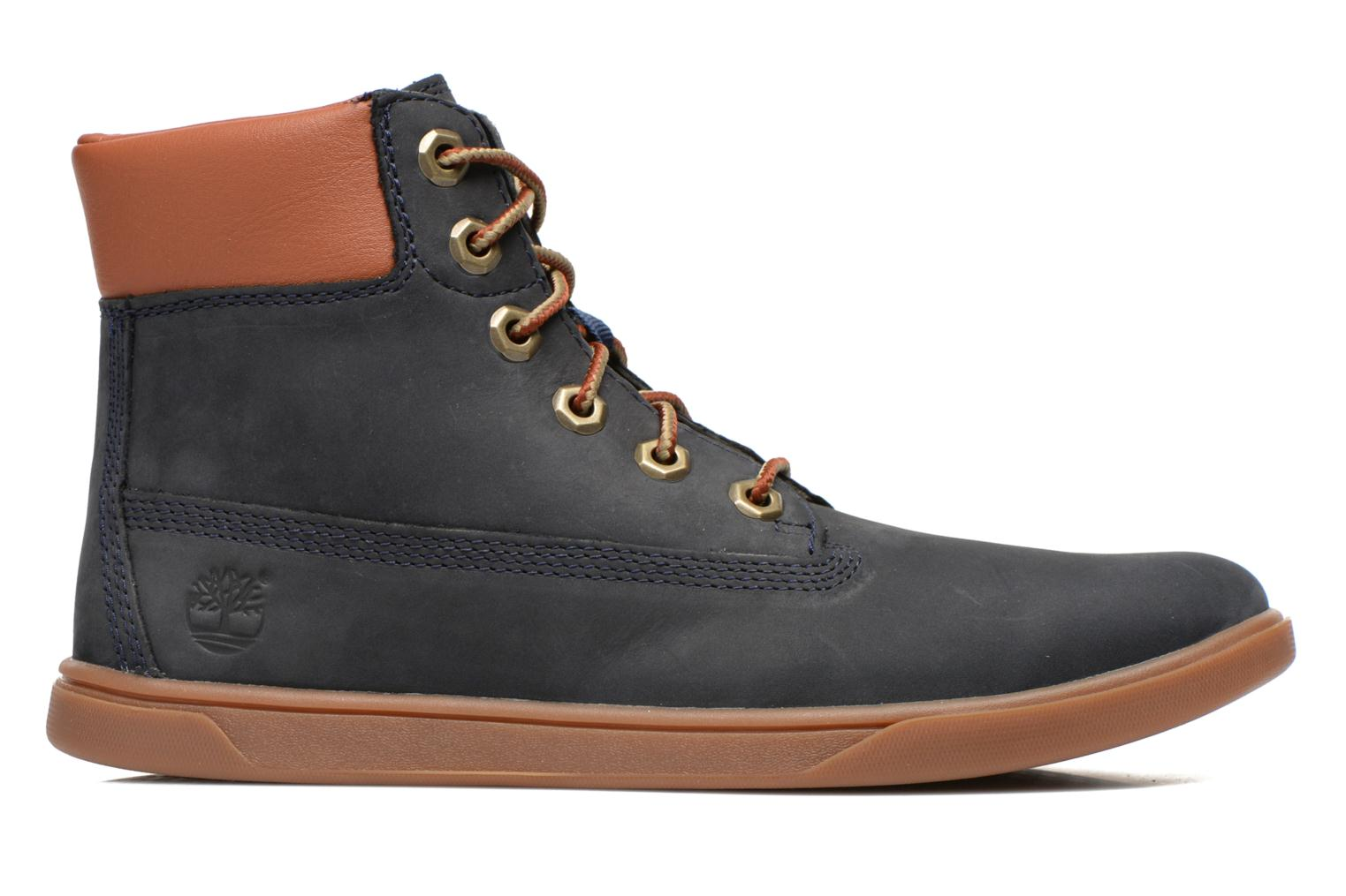 Sneakers Timberland Groveton 6In Lace with si Blauw achterkant