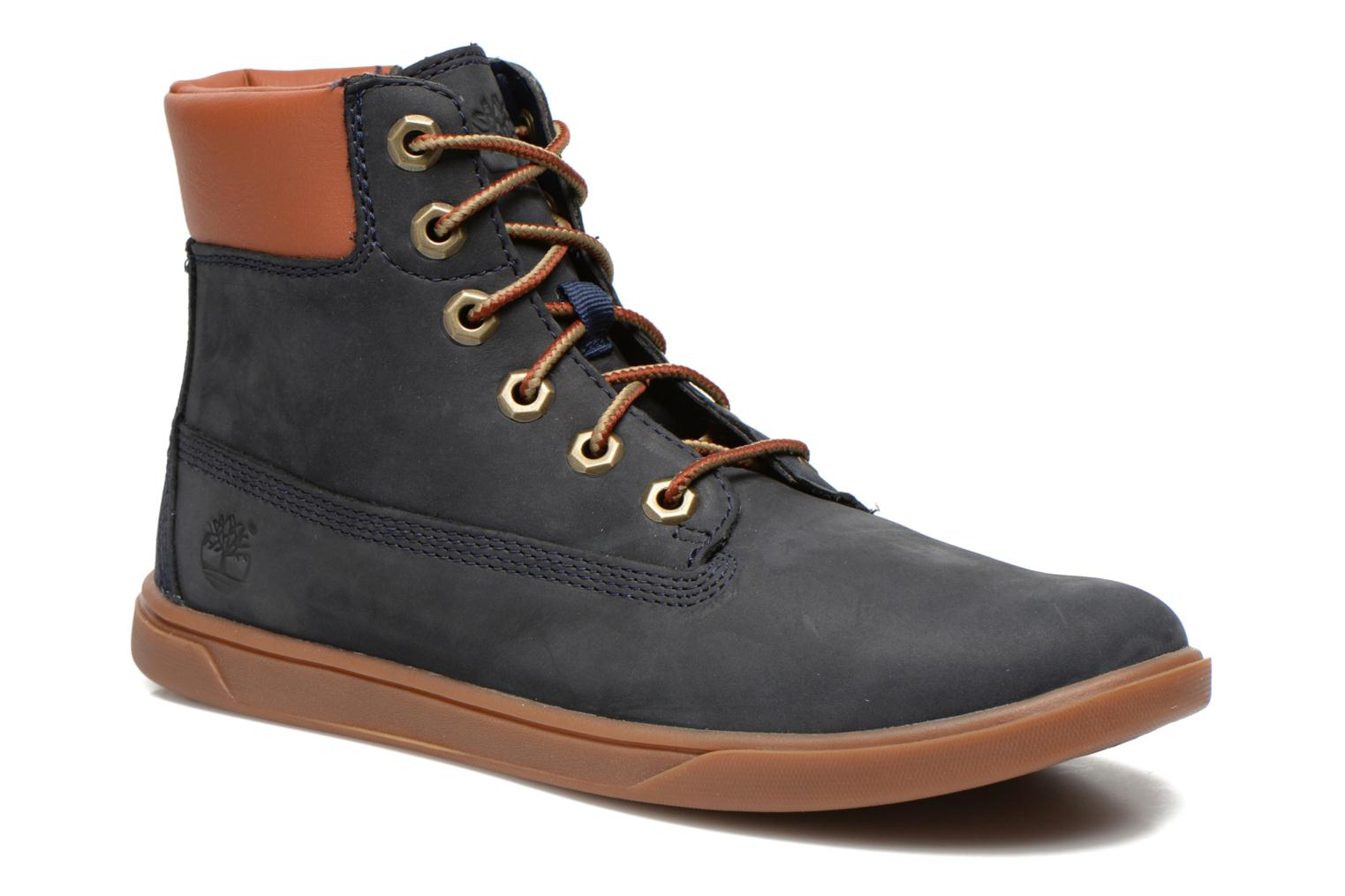 Sneakers Timberland Groveton 6In Lace with si Blauw detail