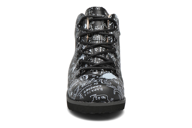 Stiefeletten & Boots Akid Jasper schwarz schuhe getragen