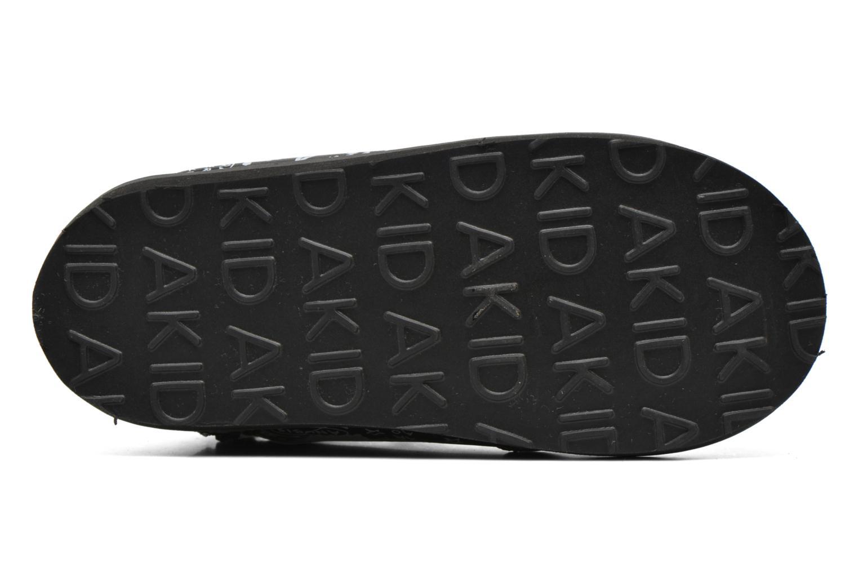 Bottines et boots Akid Jasper Noir vue haut