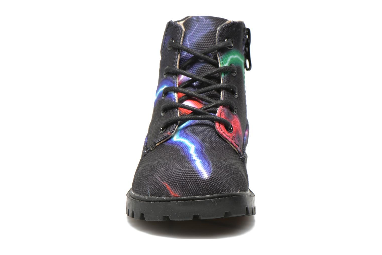 Stiefeletten & Boots Akid Atticus schwarz schuhe getragen