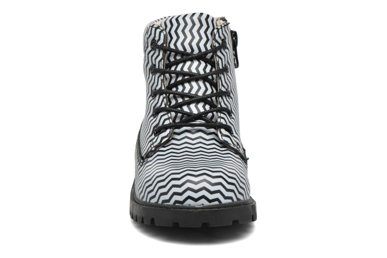 Boots en enkellaarsjes Akid Atticus Zwart model
