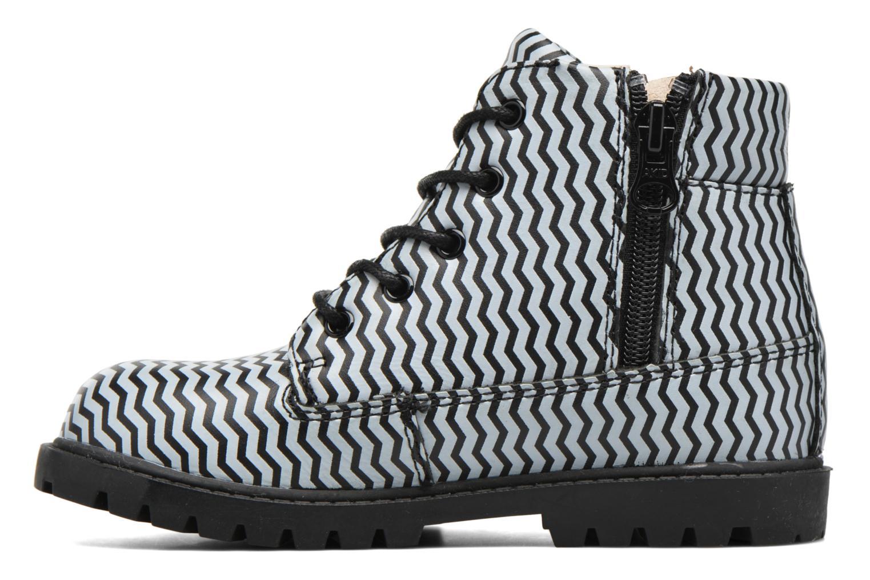 Boots en enkellaarsjes Akid Atticus Zwart voorkant