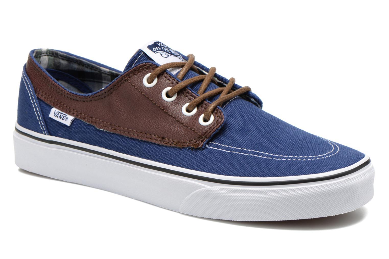 Sneaker Vans Brigata blau detaillierte ansicht/modell