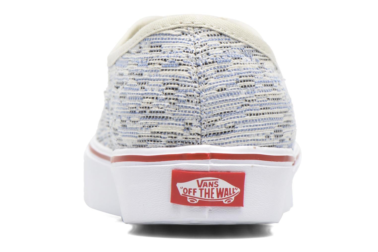 Trainers Vans Authentic Lite Multicolor view from the right
