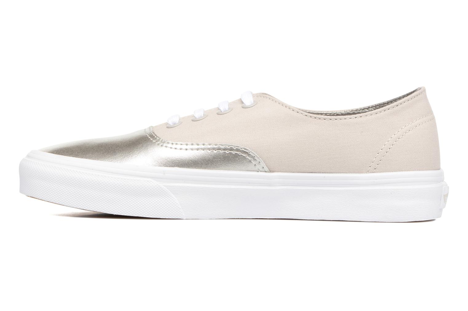 Sneakers Vans Authentic Decon W Sølv se forfra