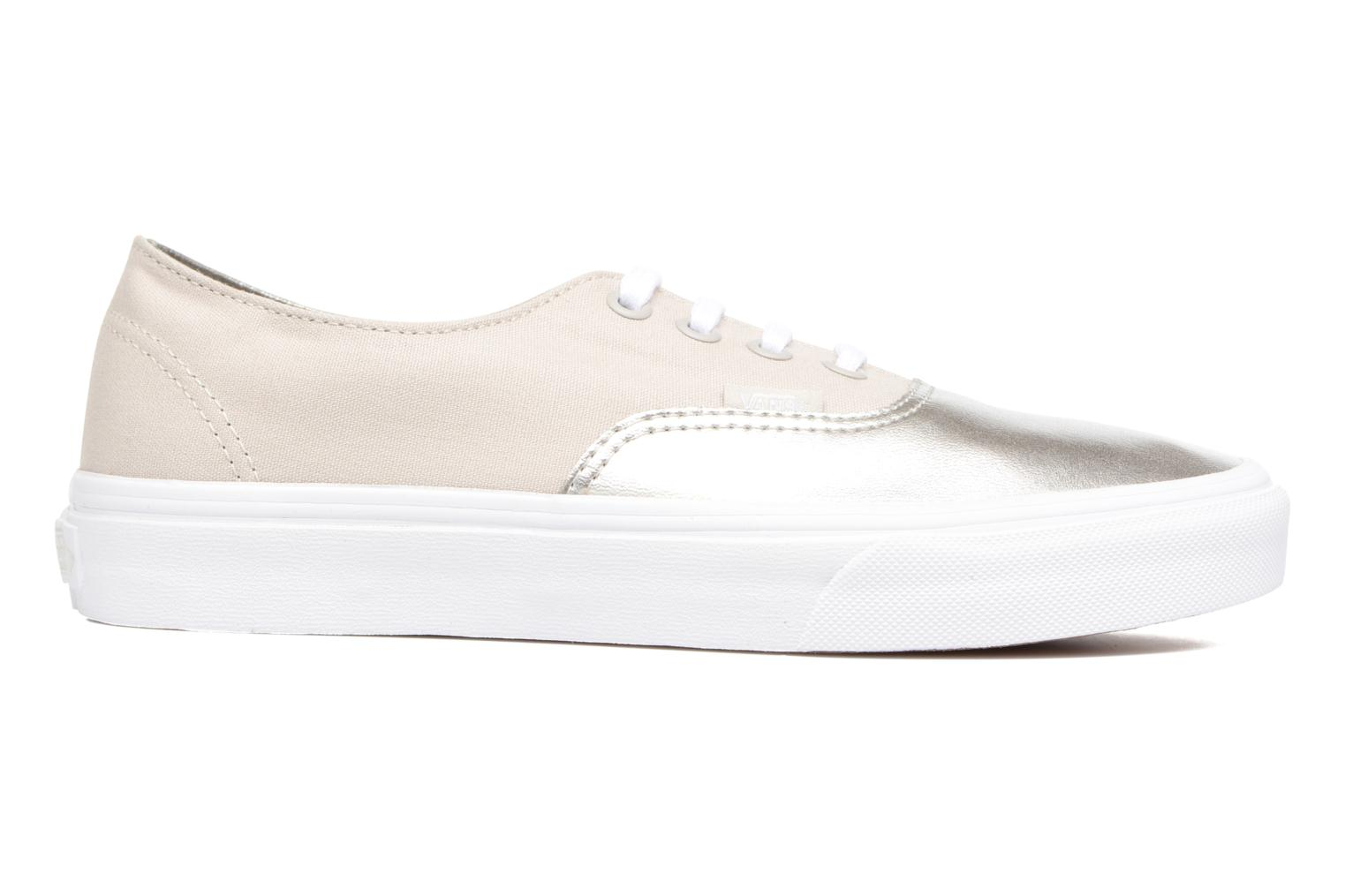 Authentic Decon W (Metallic Canvas) Silver