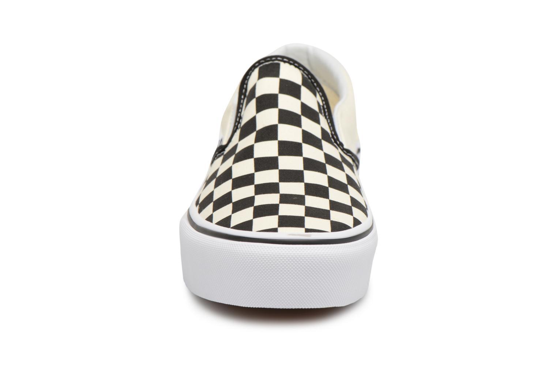 Sneakers Vans Classic Slip-On Platform Sort se skoene på