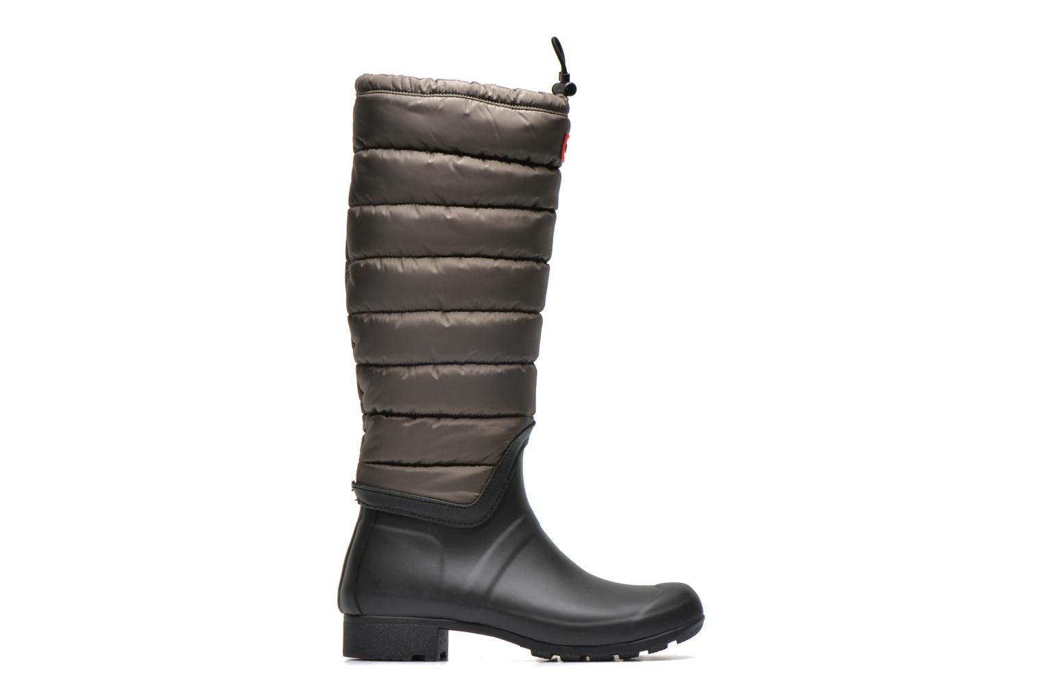 Boots & wellies Hunter Original quilted Leg Green back view