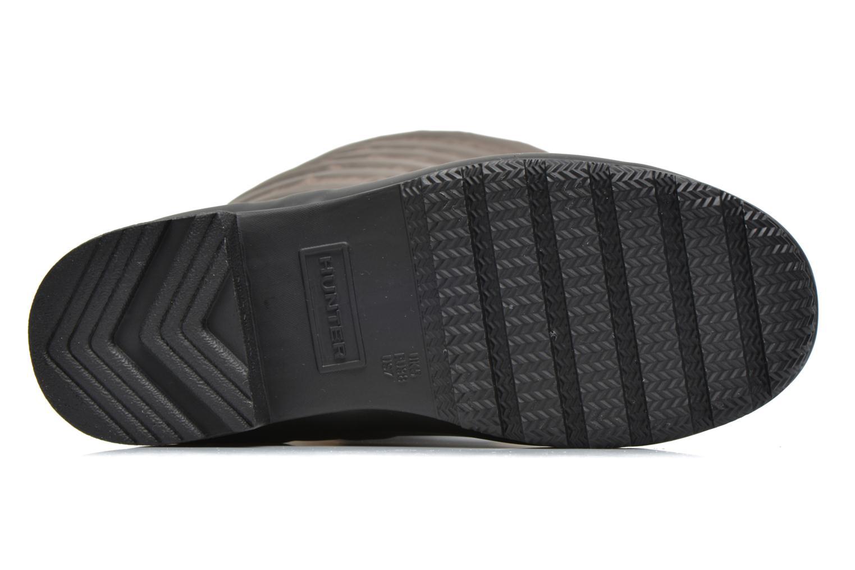 Laarzen Hunter Original quilted Leg Groen boven