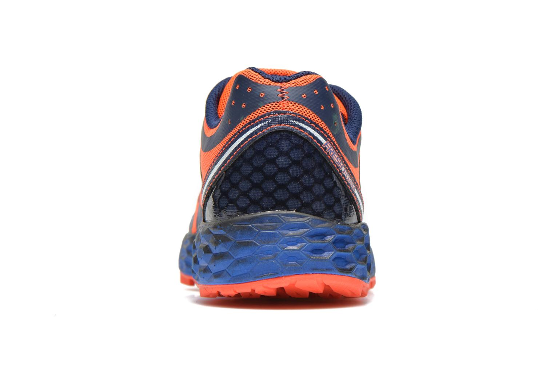 Baskets New Balance MT980 Bleu vue droite
