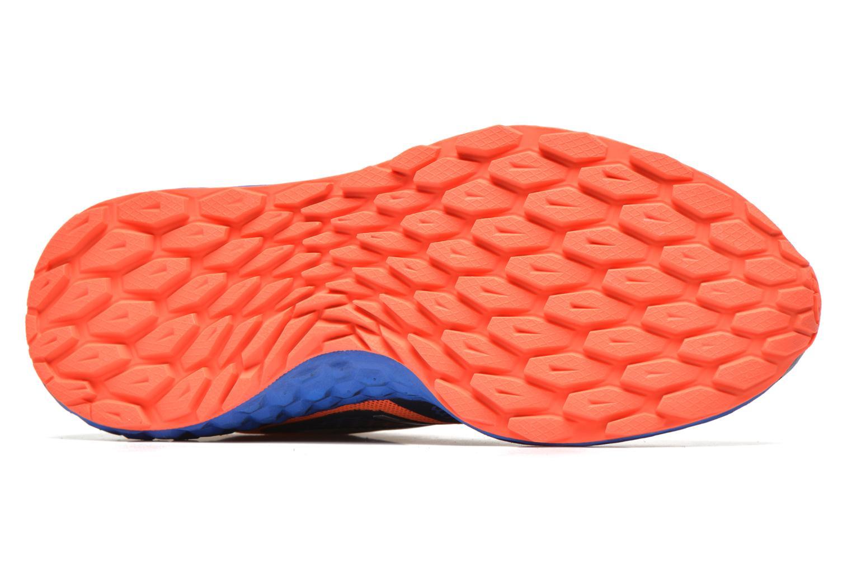 Baskets New Balance MT980 Bleu vue haut